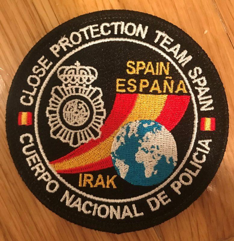 Parche exclusivo de Misiones Internacionales