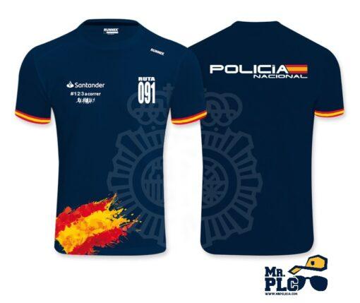 Camiseta Oficial Ruta091