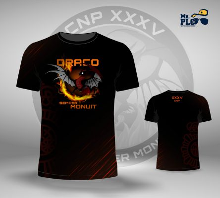 camiseta promoción XXXV