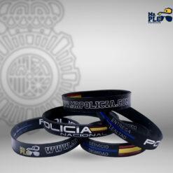 Pulsera Policía Nacional