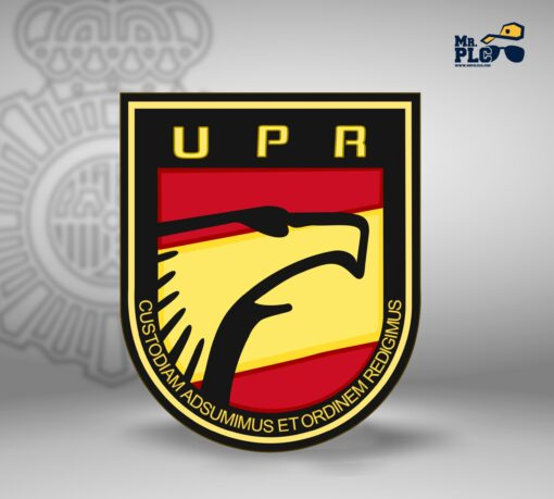 PARCHE UPR