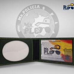 cartera portaplaca
