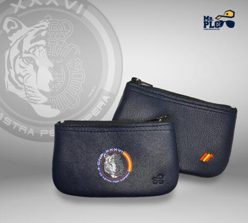 monedero promoción XXXVI Policía Nacional