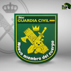 parche mini guardia civil