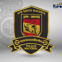 Rayos Alicante para los valientes