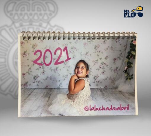 calendario lucha de abril 2021