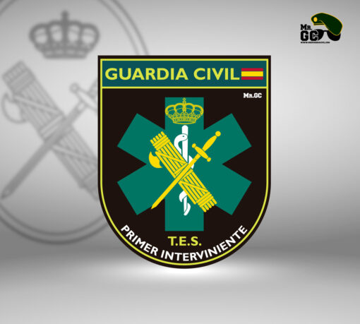 TES GUARDIA CIVIL