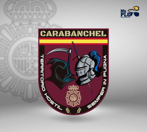 Parche Carabanchel