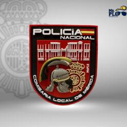 Parche Comisaría Local Mérida