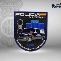 Parche conducciones y custodias