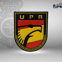 Parche UPR en PVC