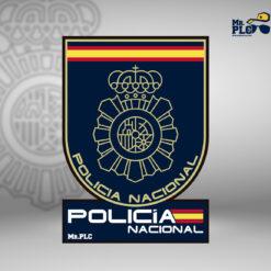 IMÁN POLICÍA NACIONAL