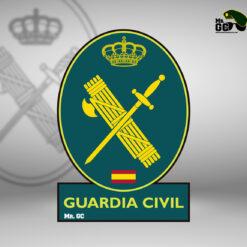 Imán Guardia Civil