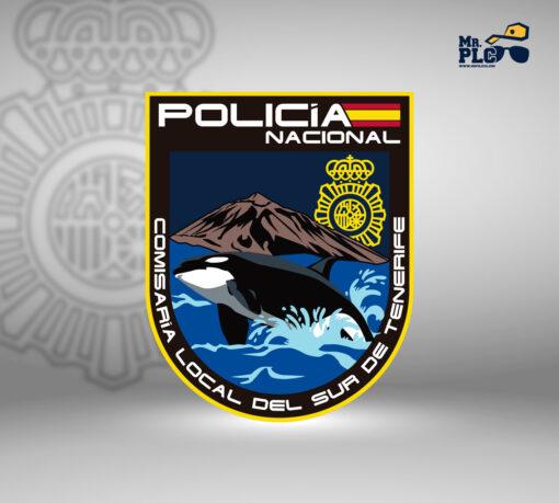 Parche Comisaría Local Sur de Tenerife