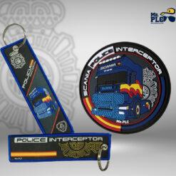 Pack SCANIA POLICE INTERCEPTOR