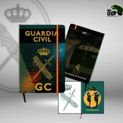 Cuaderno Guardia Civil