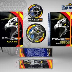 Pack Promoción XXXVII Policía Nacional