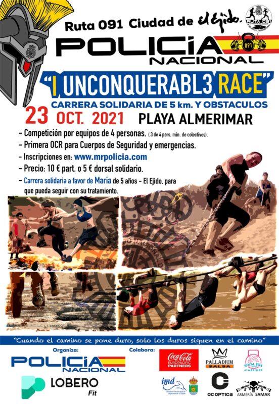 I UNCONQUERABL3 RACE