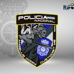 Parche Ángel Custodio 2021