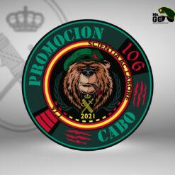 Parche promoción 106 Cabos GC